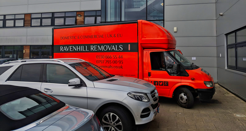 Commercial Removals image