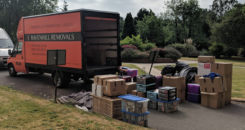 Domestic Removals Image