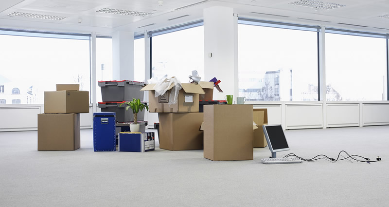 Office Relocation Image